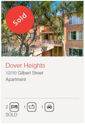 Real estate appraisal Dover Heights